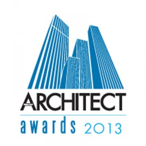 Middle East Architect Awards 2013 Logo