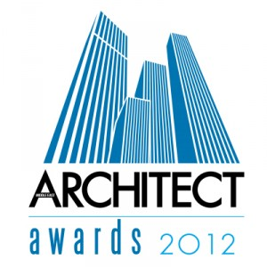 Middle East Architect Awards 2012 Logotipo