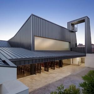 Religious Architecture Project by AGi architects: La Ascensión del Señor Church