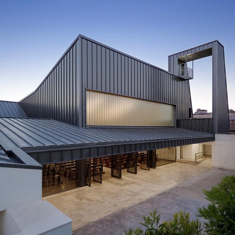 Religious Architecture Ascension-del-senor