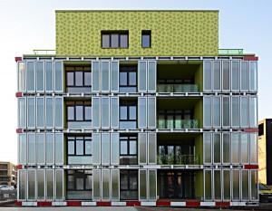 fachadas dinámicas BIQ House