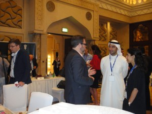 Conferencia Future Interiors Qatar
