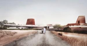 Plantación Datilera y Casa de Campo Al Khorafi
