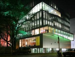 Escaleras Embajada Holanda en Berlín