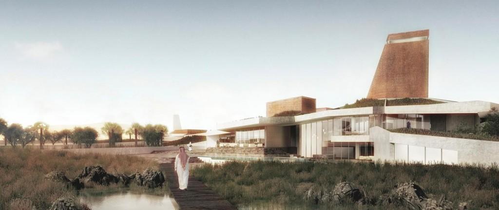 Arquitectura bioclimática Seed House