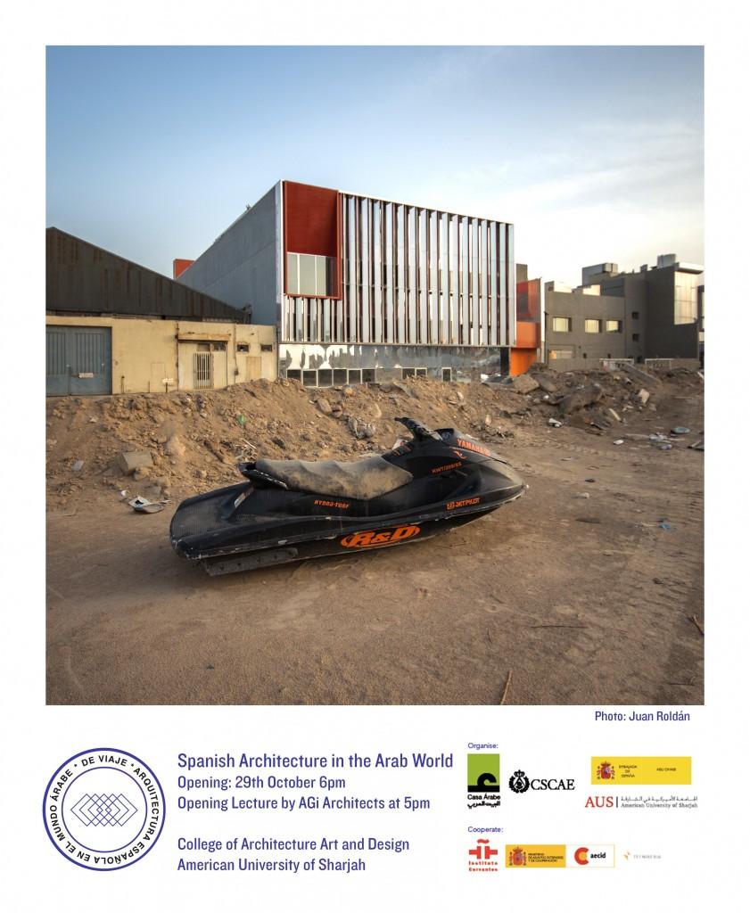 conferencia arquitectura española en el mundo árabe