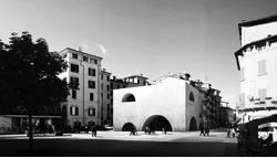 Biblioteca y centro de estudios de Barozzi Veiga