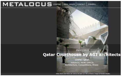 metalocus - courthouse