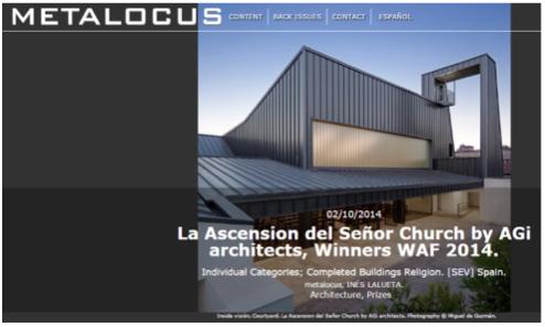 metalocus -church