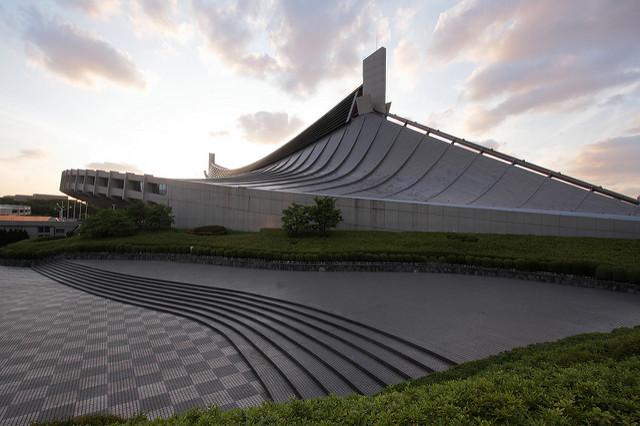 estadio nacional Yoyogi Tokio