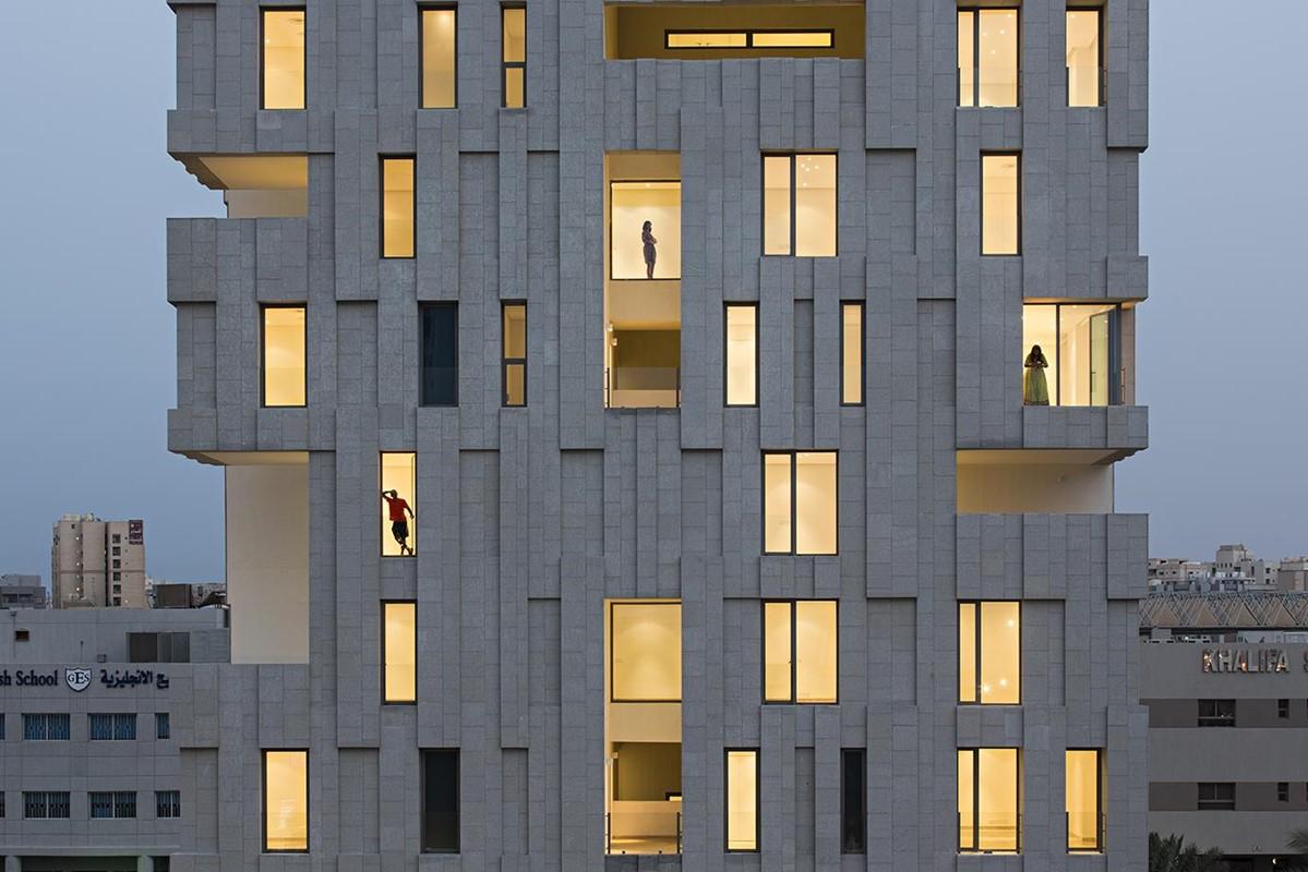 proyectos arquitectura llave en mano- wind tower